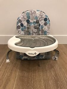 Safety First Portable High Chair