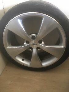 Genuine fpv fg gt wheels 19inch Clontarf Redcliffe Area Preview