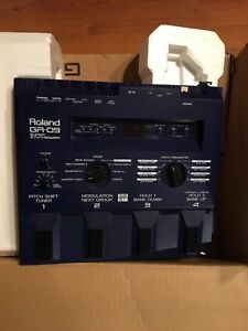 Roland GR-09 synthesizer. $200