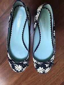 Sambag women's size 39 ballerina shoes Greenwich Lane Cove Area Preview