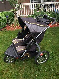 Baby trend Double Stroller$120