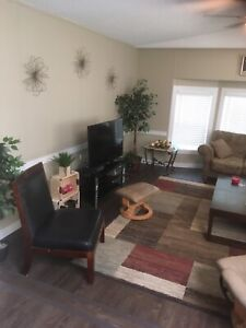 Crew homes available two bedroom 1 1/2 bath
