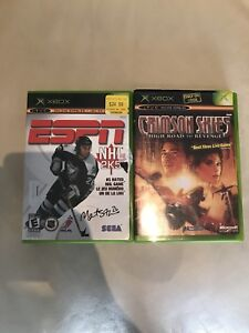 Two XBox Games $20 for Both