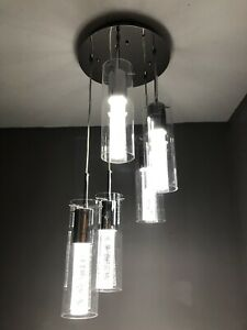 Hanging LED pendant light