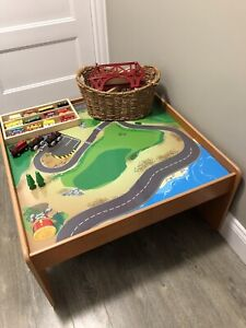 Train Table, Train Set and Accessories