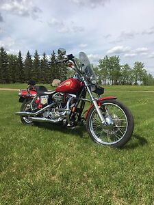 1994 Harley Davidson Dyna Wide Glide FXDWG in mint condition