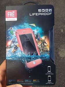IPhone 6 /6S Fre  Lifeproof case