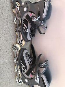 Ladies rollerblades