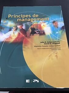 Principes du management