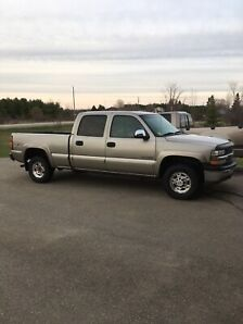 2001 Chevy 1500 HD