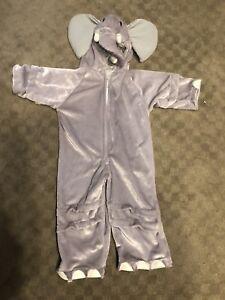 Elephant costume - 1 piece