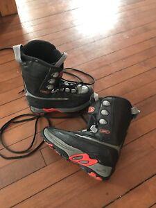 Bottes de snowboard 3 enfant