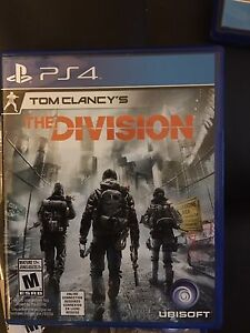PlayStation 4 - The Divison