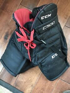CCM CS500 Junior Goalie pants size small