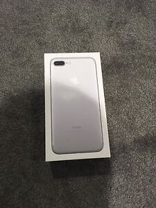 iPhone 7plus brand new 32gb silver unlock sealed in the box Prospect Prospect Area Preview