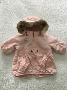 H&M Baby Girl Winter Jacket