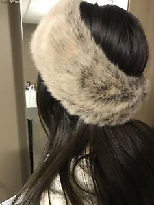 Parkhurt Faux fur headband