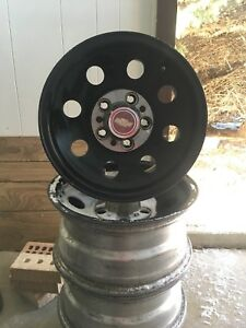 "15"" Chevy Rally Wheels"