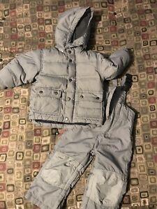 Boys size 2 GAP snowsuit