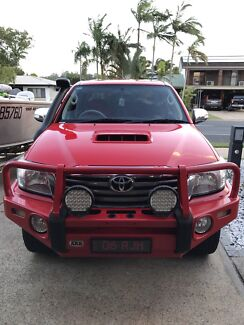 Wanted: Toyota Hilux SR5