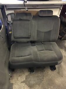 Chevy crew cab back seat  Peterborough Peterborough Area image 2