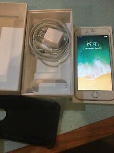iPhone 6-16gb Unlocked With Box & Charger