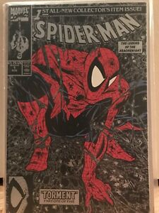 8 Spider-Man Comics. High grade!!