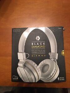 Black diamond headphones