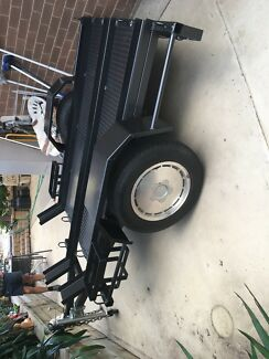 3 bike motorcycle trailer  Pakenham Cardinia Area Preview
