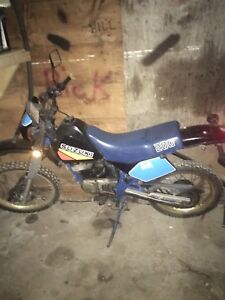 1985 Suzuki dr200 enduro $1500 firm !!!! Want gone asap
