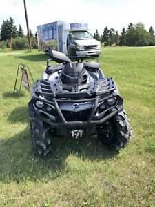 2014 Can-Am 800R