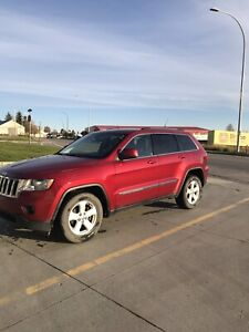 2011 Jeep Grande Cherokee Limited AWD