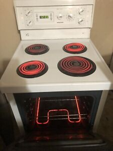 """24""""w Rare Coil STOVE full working can DELIVER"""