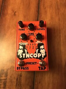 Stone Deaf Syncopy Delay