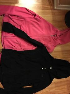 SELLING 2 SIZE LARGE WOMENS HOODIES/FLEECES***BRAND NEW***