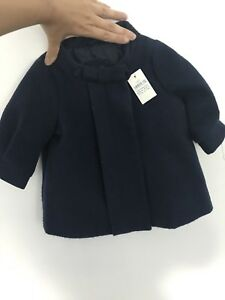 Baby gap bow jacket 3-6 months