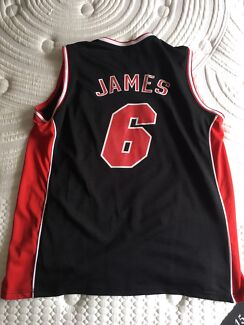 Lebron James NBA Jersey