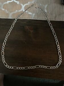 Silver chain and silver bracelet both .925 silver!