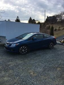 2013 Civic Si Coupe