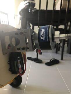 Rc plane Eflite power 110 and 80amp hv esc