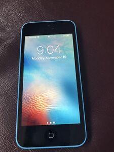 Unlocked Telus 5C iPhone