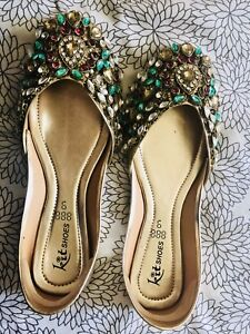 Indian style shoes Khussa