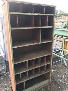Old parts tool shelf Elderslie Camden Area Preview