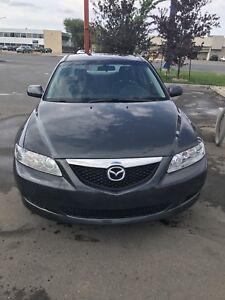 2005 Mazda 6 2.3 L