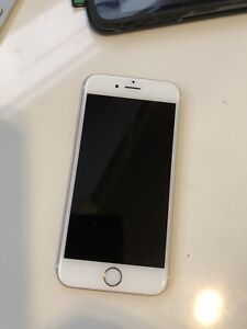 64gb iPhone 6 unlocked with case