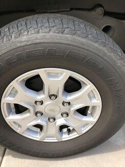 """Ford Ranger 16"""" Alloy Wheels"""
