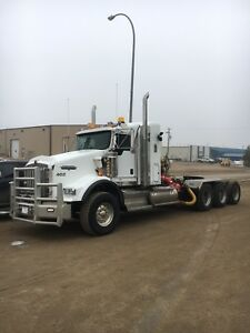 2015 Kenworth T800 tri-drive for sale