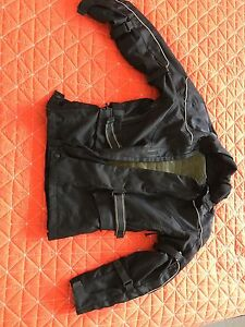 Motorbike rain jacket Augustine Heights Ipswich City Preview
