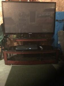 Blue-ray player,films blu-ray, tv, meuble tv