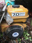 Subaru fire fighter water pump 7 hp 3 inch camlock  Guanaba Gold Coast West Preview